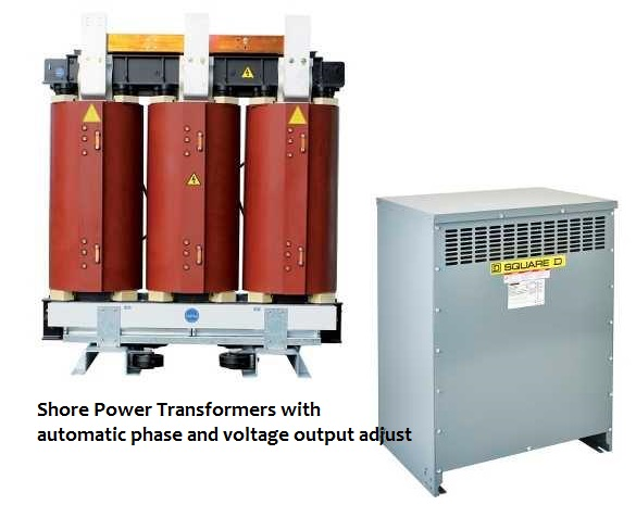Shore Power Transformer